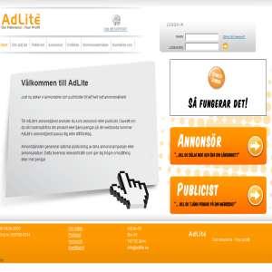 AdLite - Annonsera med Relevans
