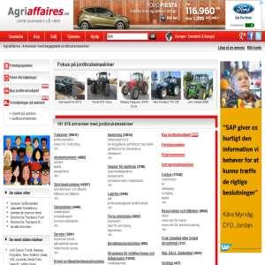 Agriaffaires: lantbruksmaskiner