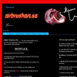 Motivlack - airbrushart.se
