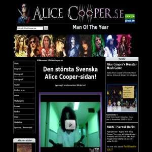 AliceCooper.se