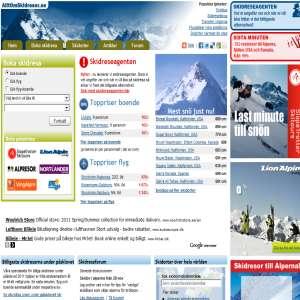 Skidresor över hela världen