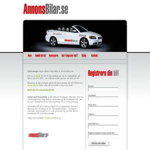Annonsbilar.se - Tjäna pengar när du kör bil!