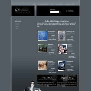 Köp tavlor och konst inom modern inredning
