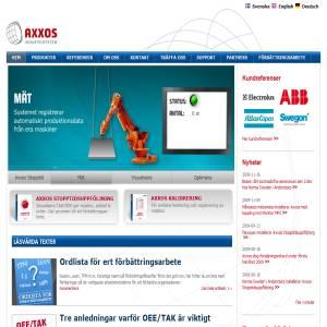 Axxos Industrisystem