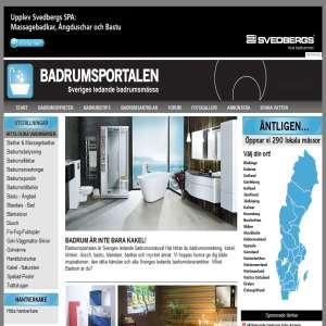 Badrumsportalen.se - Sveriges ledande badrumsmässa