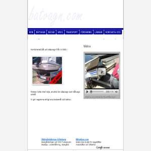 Batvagn.com - Billiga batvagnar