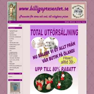 billigapresenter.se