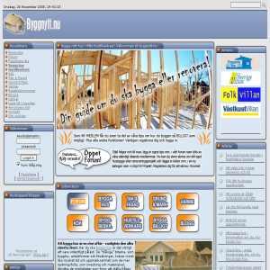 Byggnytt.nu - Bygga hus / Renovera