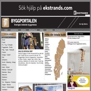 Byggportalen - Sveriges ledande byggmässa