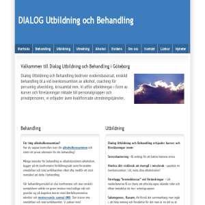 Dialog Utbildning och Behandling