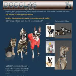 Dogglas Fashion - Hundkläder och hundtillbehör