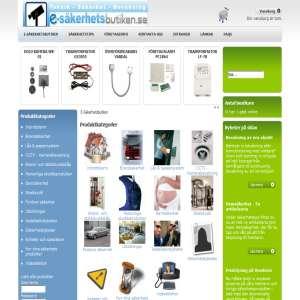E-Säkerhetsbutiken