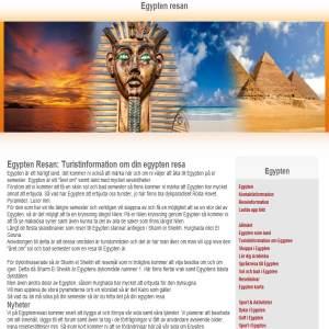 Egypten sidan