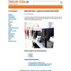 Elektronik-online.se