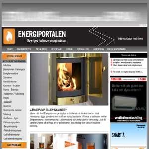 Energiportalen.se - sveriges ledande energimässa