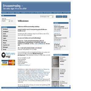 Ericssonstrading