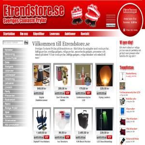 Etrendstore.se - Roliga Prylar och Presenter