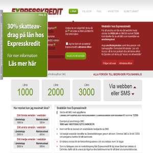 Expresskredit.se - Mobillån