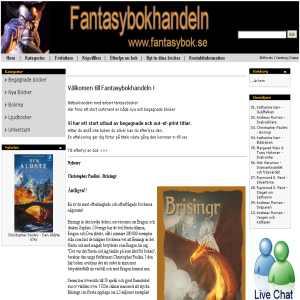 Fantasybokhandeln