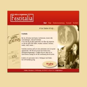 Festitalia - När du vill licka med din fest!