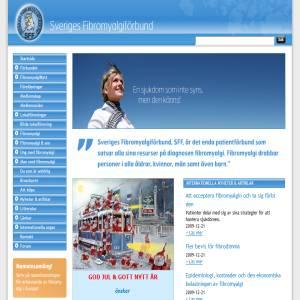 Sveriges Fibromyalgiförbund