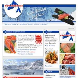 Fiskbilen - fiskaffär, fiskbutik, fiskhandlare