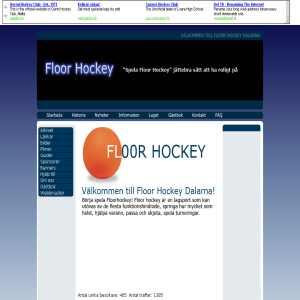 Floorhockey Dalarna