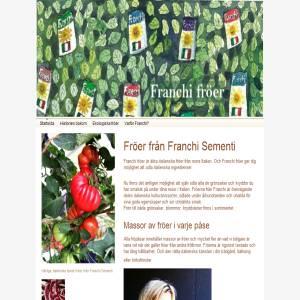 Franchi fröer