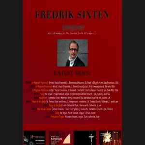 Fredrik Sixten-tonsättare