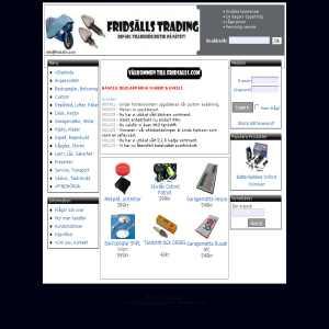 Fridsälls Trading