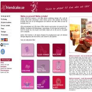 Friendcake.se