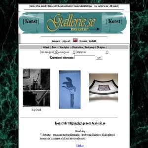 Konst genom Gallerie.se