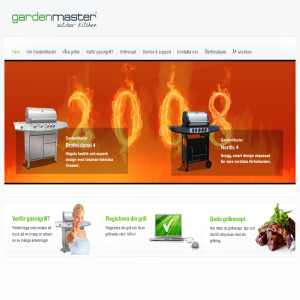 Gardenmaster - Gasolgrillar
