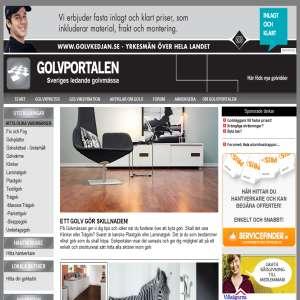 Golvportalen.se - Sveriges ledande golvmässa