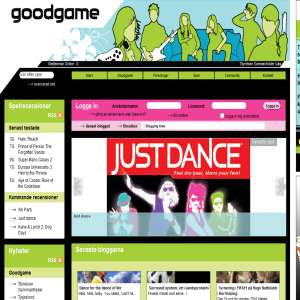 Goodgame – Sveriges riksförbund för TV- och datorspelare