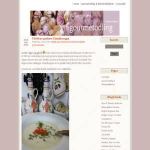 Matblogg, fröer, köksträdgård, odling