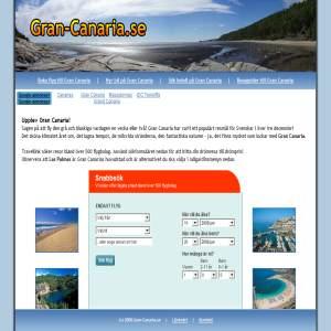 Resor till Gran Canaria