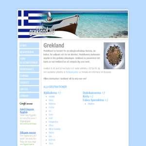 Grekland.nu - Din guide till Greklands ö-värld