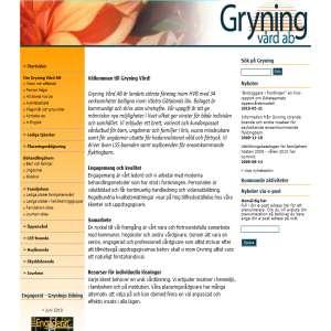 gryning.se - Behandlingshem