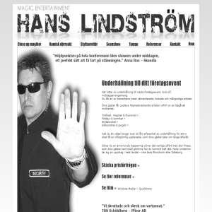 Trollkarl - Hans Lindström