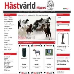 Hästvärld Ridsport
