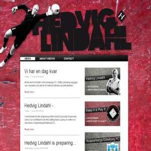 Hedvig Lindahl - Officiell hemsida