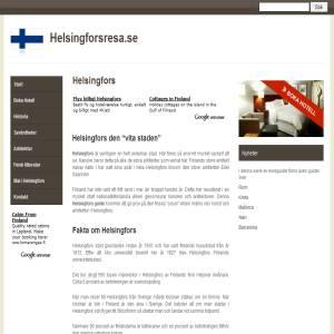 Resa till Helsingfors