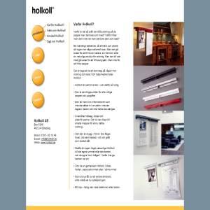 hollkoll - Kontorsinredning för ordning och reda vid förvaring av papper.