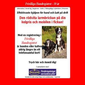 Frivilliga Hundregistret med kattregister