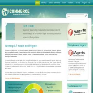 Icommerce.se - E-handel