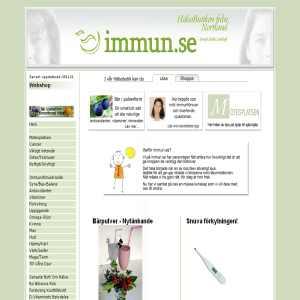 Cancer-Bygg upp ditt immunförsvar