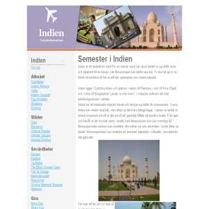 Indien reseguide