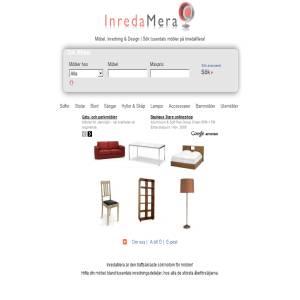 InredaMera - Sökmotorn för möbler!