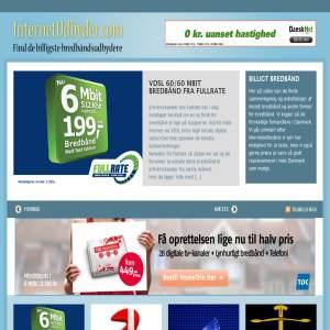 Bredband & mobilt bredband DK